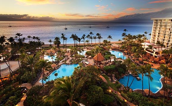 Westin Ka'anapali - Maui Timeshare Rentals